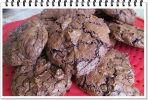 chocolate brownies cookies